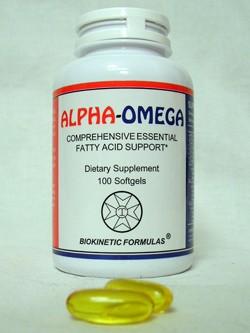 Alpha-Omega bottle