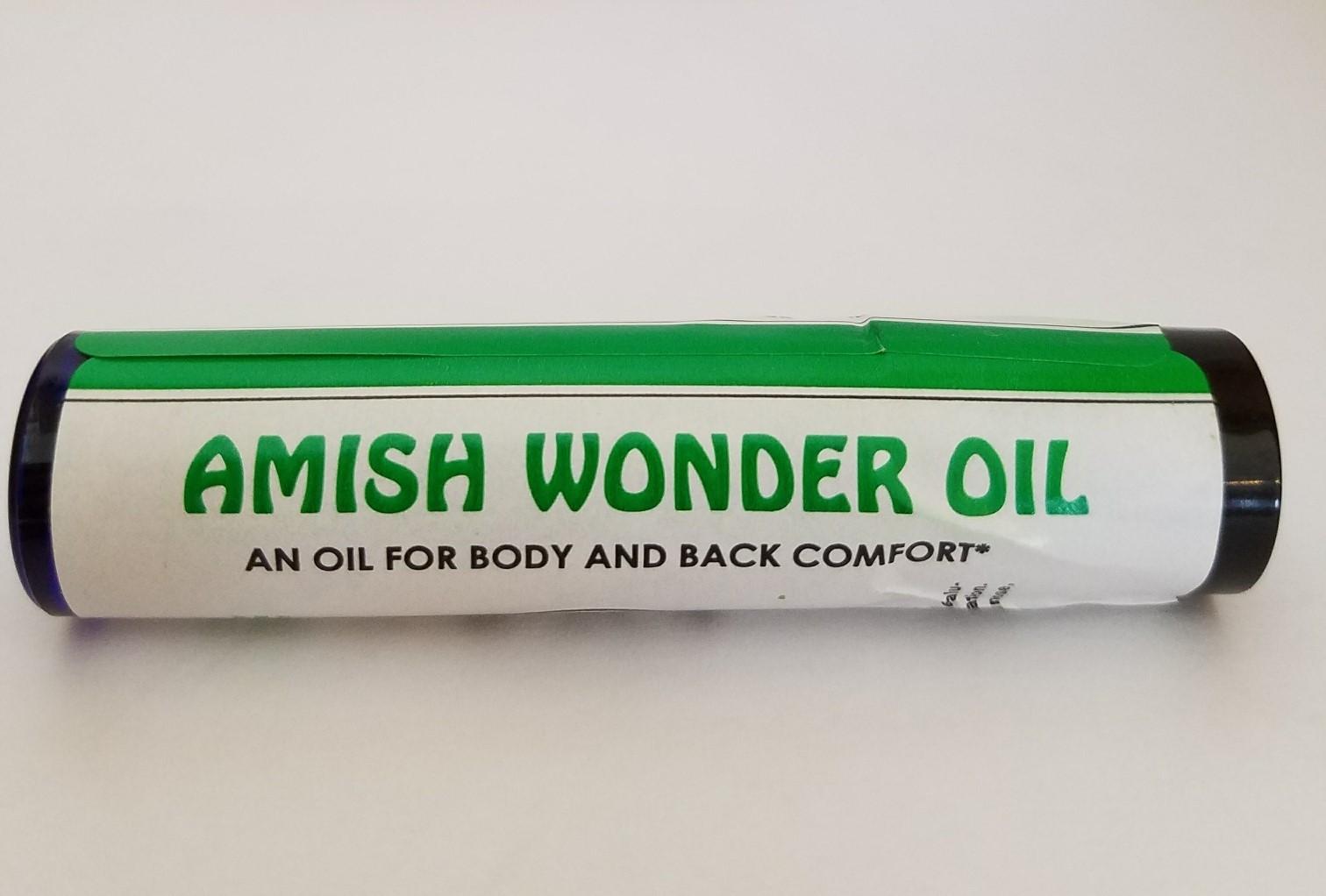Amish Wonder Oil To Go