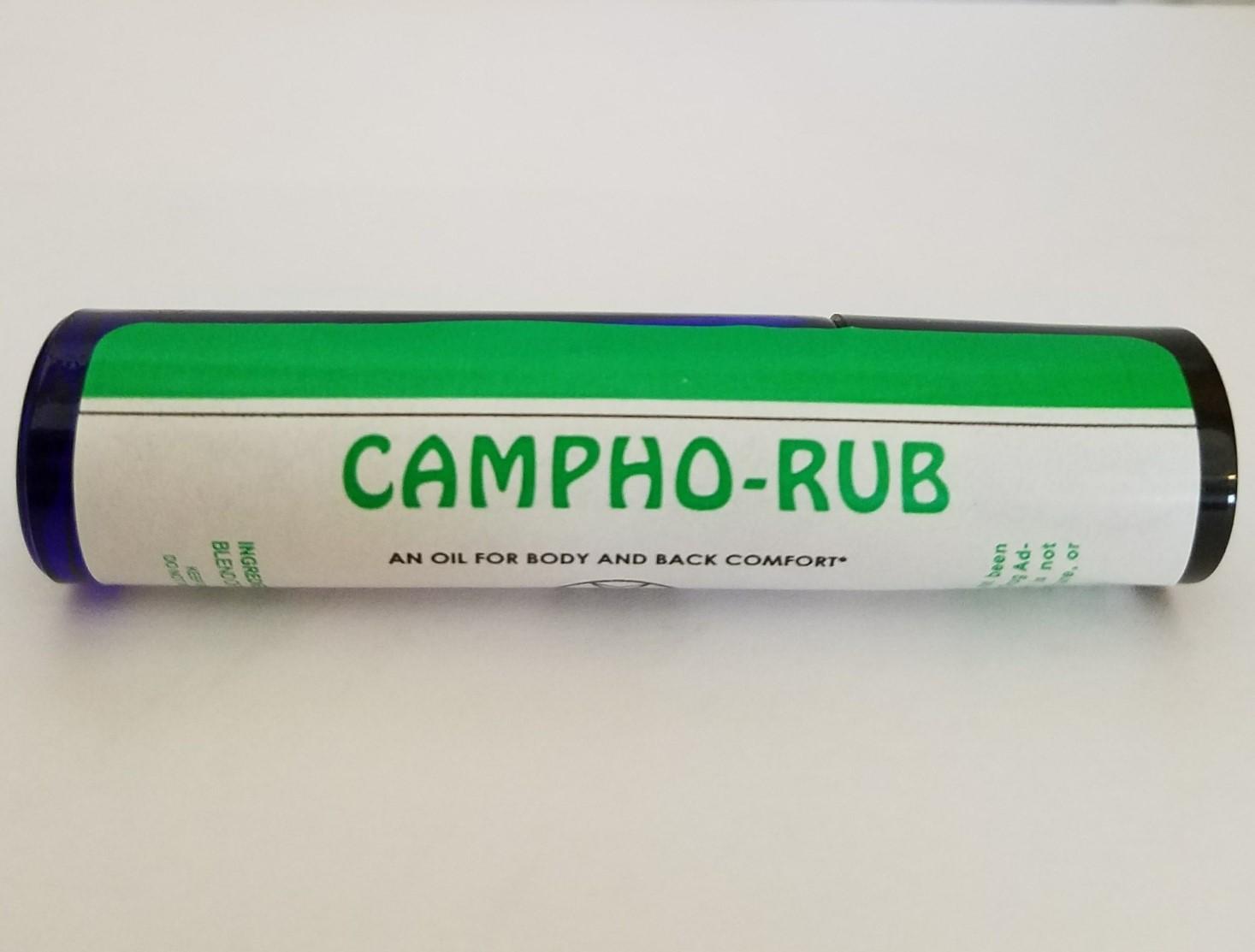 Campho-Rub To Go