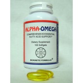 Alpha-Omega bottle