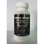 Fungal Balance Label